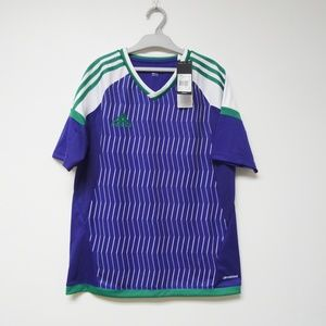 Adidas Climacool football jersey